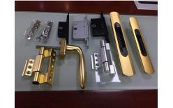 铝合金五金件对于铝合金门窗品质的影响