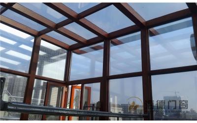屋顶阳光房案例